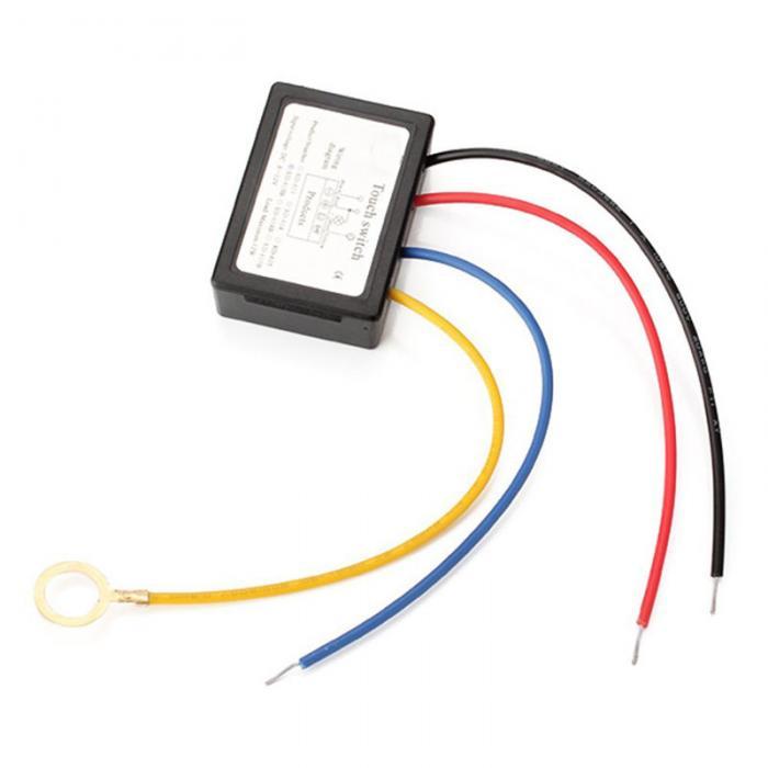 aad8984ade9 LED-lint puutetundlik dimmer 12W 12V, töötab profiili puudutusega ...